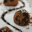 Melt in your Mouth Malbec Truffles