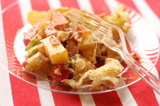 Bacon, Lettuce and Tomato Potato Salad
