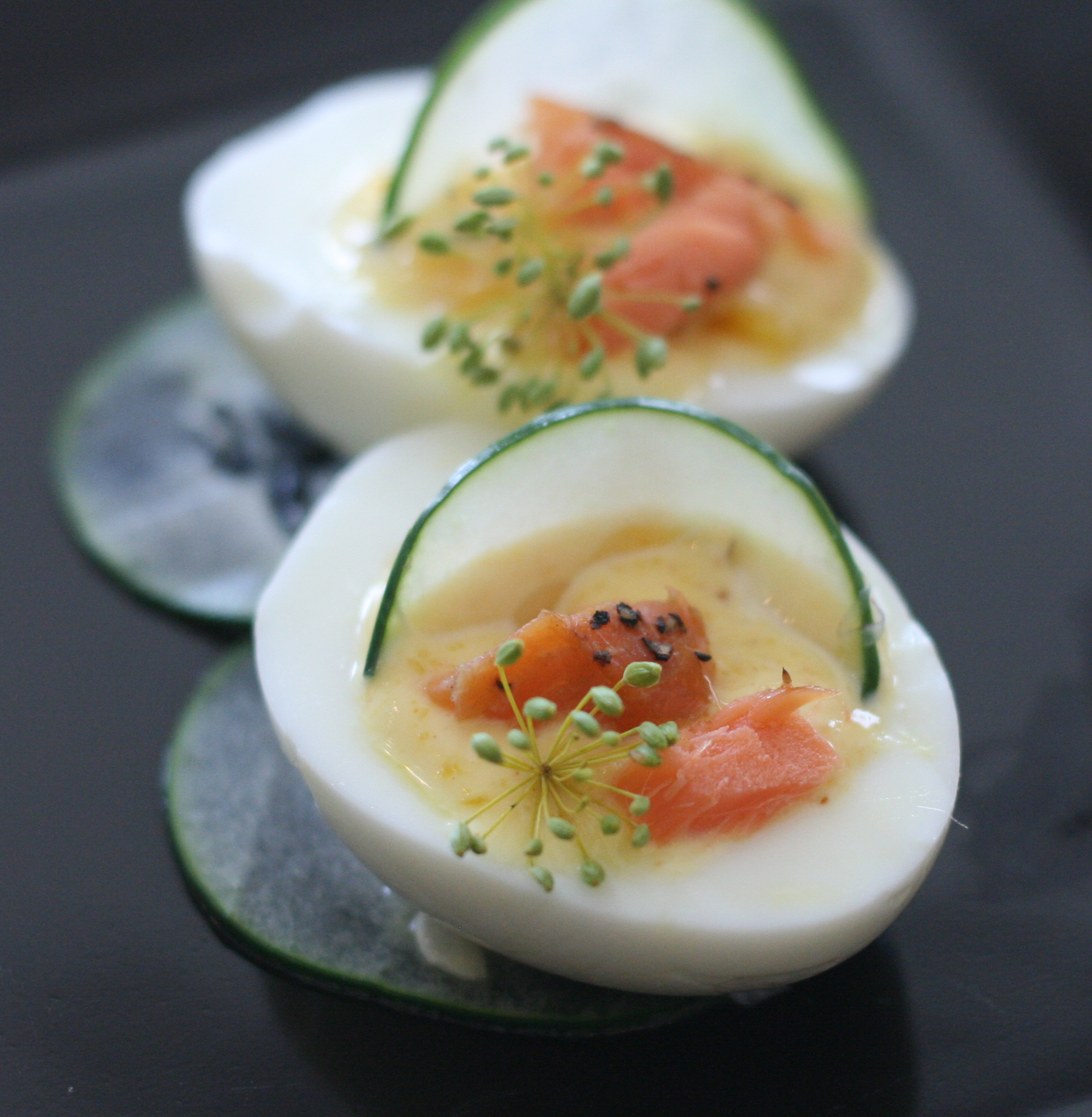 Special of the Day~Deviled Egg Eggstravaganza! - Sydne George