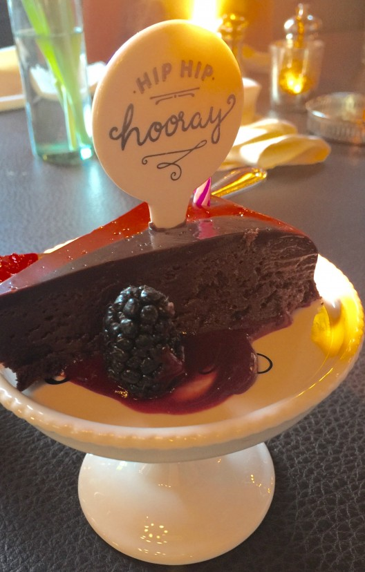 Chocolate Decadence from the Union Grille in Fort Benton