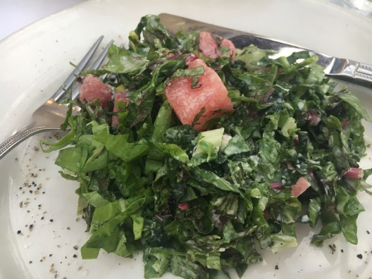 Loon Lake Salad from Showthyme in Bigfork