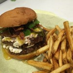 Hot Granny Delish at Black Hills Burger and Bun