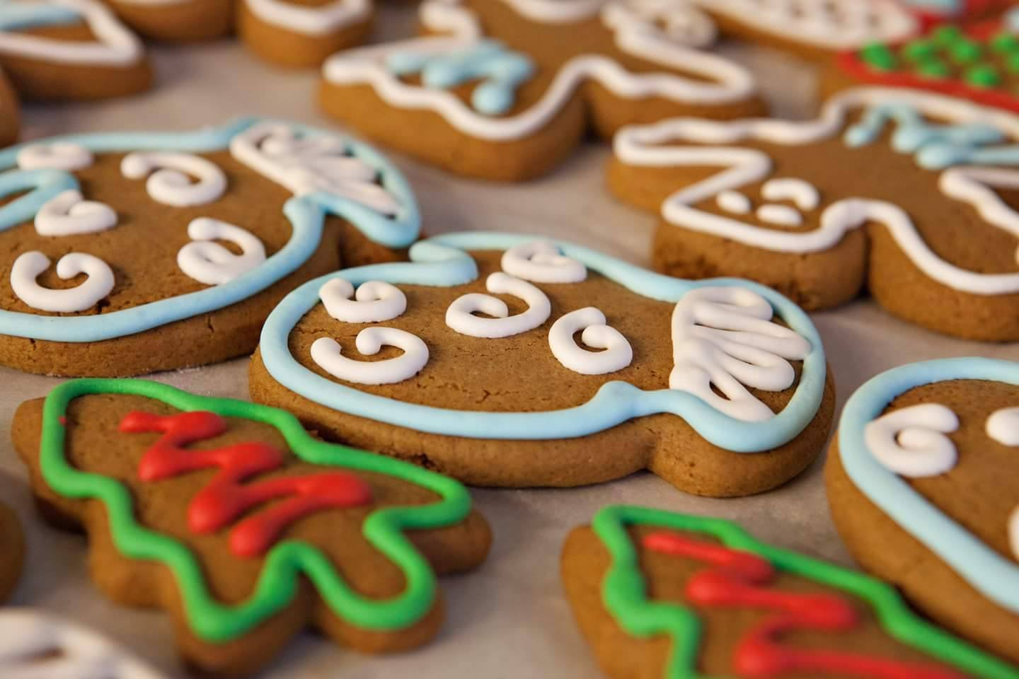 Crooked Tree cookies