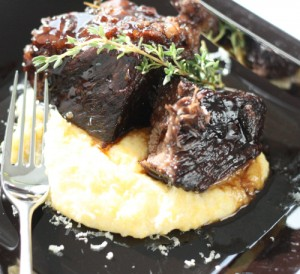 Slow-Simmering Short Rib Supper