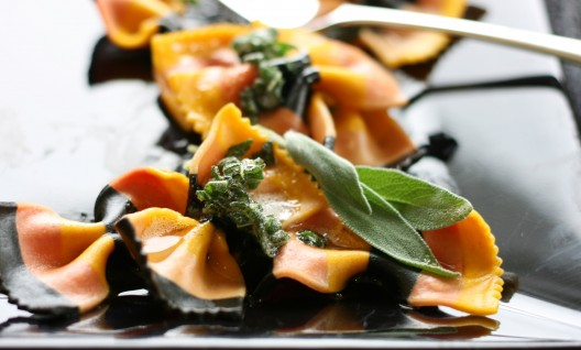Pasta with Browned Butter and Crispy Sage Leaves